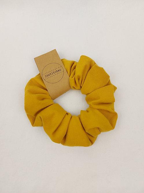 Scrunchies - Mustard