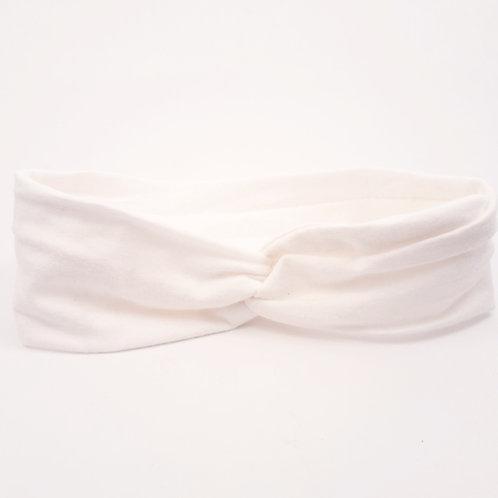 Junior Turban - White
