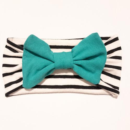 Bows - Black Stripe