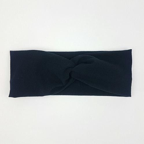 Turban-Style - Black