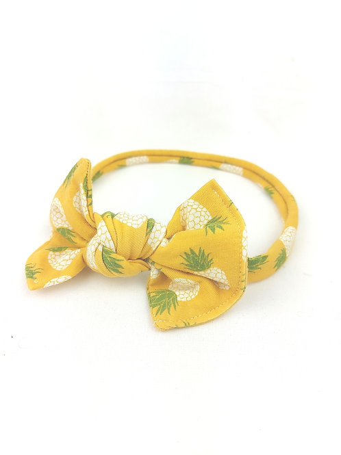 Junior Bows - Pineapple Express