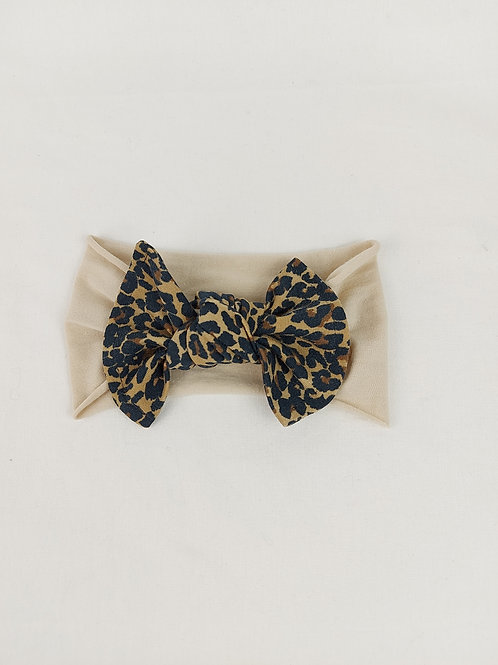 Baby Bows - Leopard