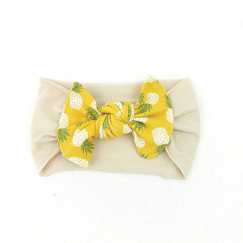Baby Bows - Pineapple Express