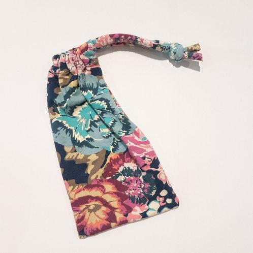 Wristlet Bag - Boho Floral