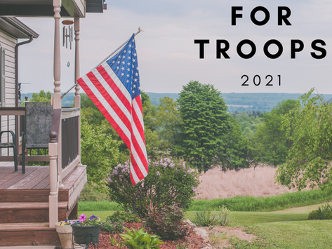 2021 Roofs For Troops