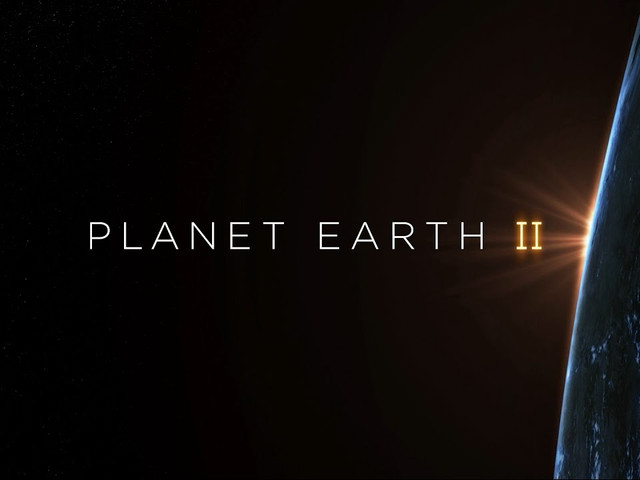 BBC - PLANET EARTH II