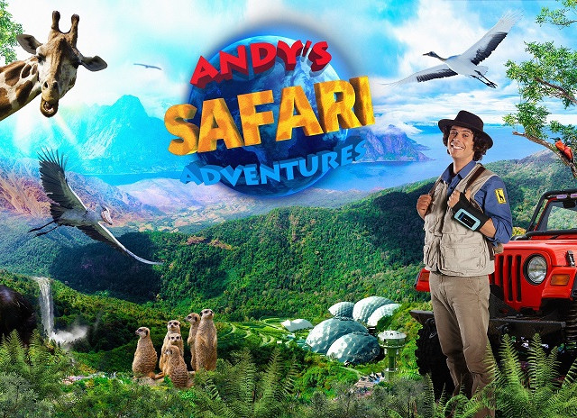 BBC - ANDY'S SAFARI ADVENTURES