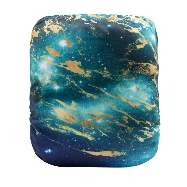 Mystic Marble Green Bum