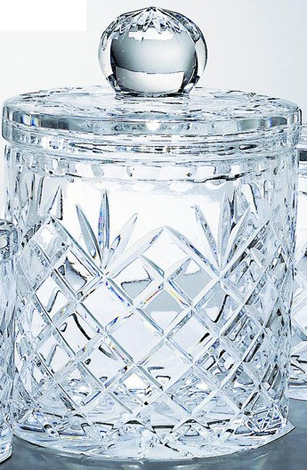 Crystal Candy Jar