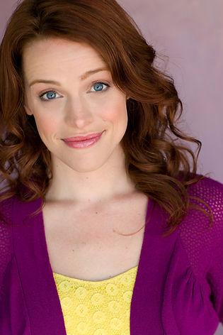 Jessica Rothert, actress, headshot