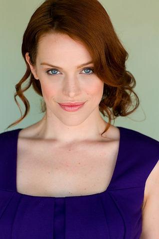 Jessica Rothert, headshot, actress