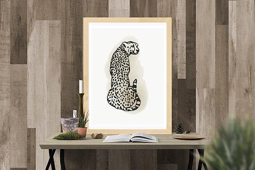Leopard King
