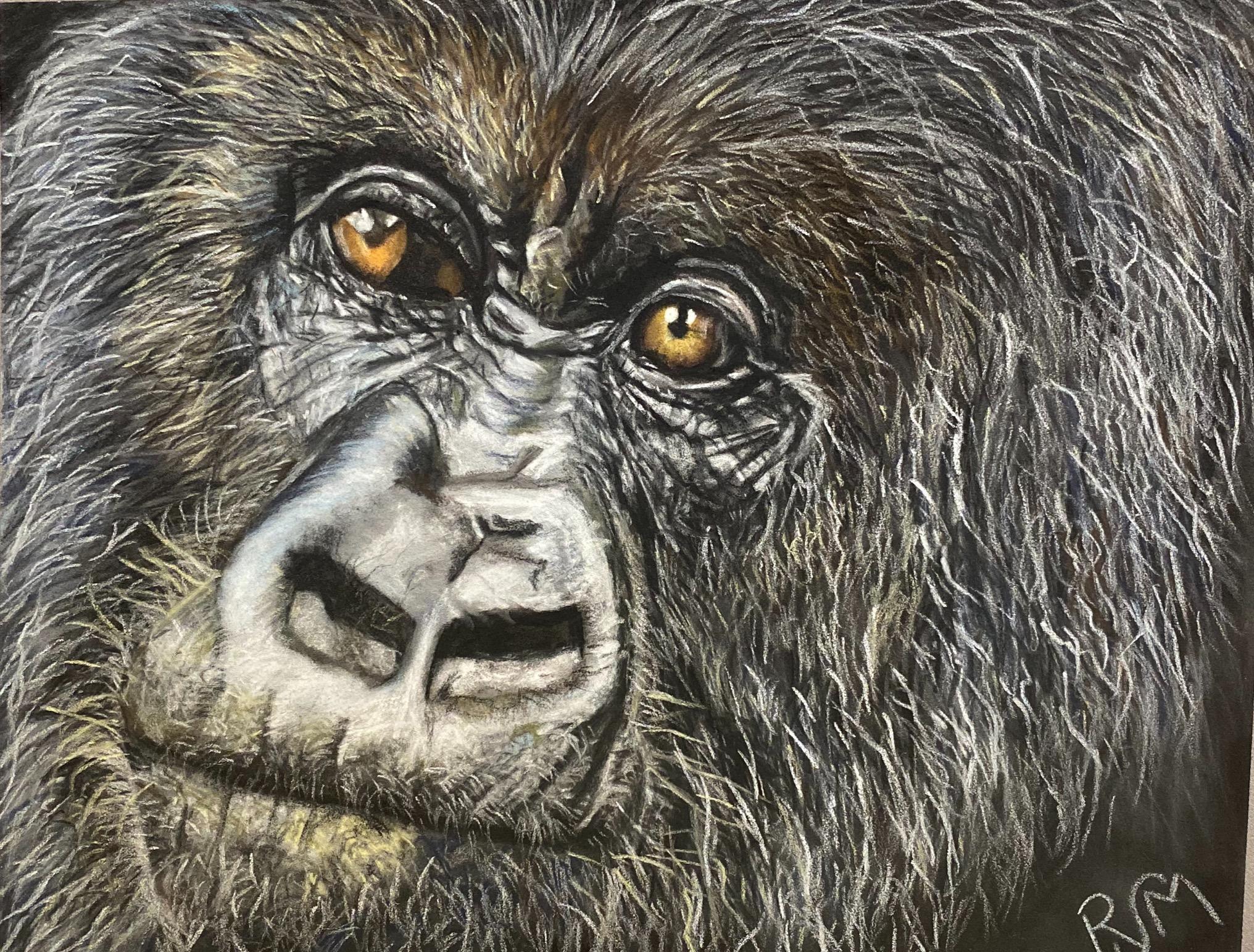 Mummy Gorilla