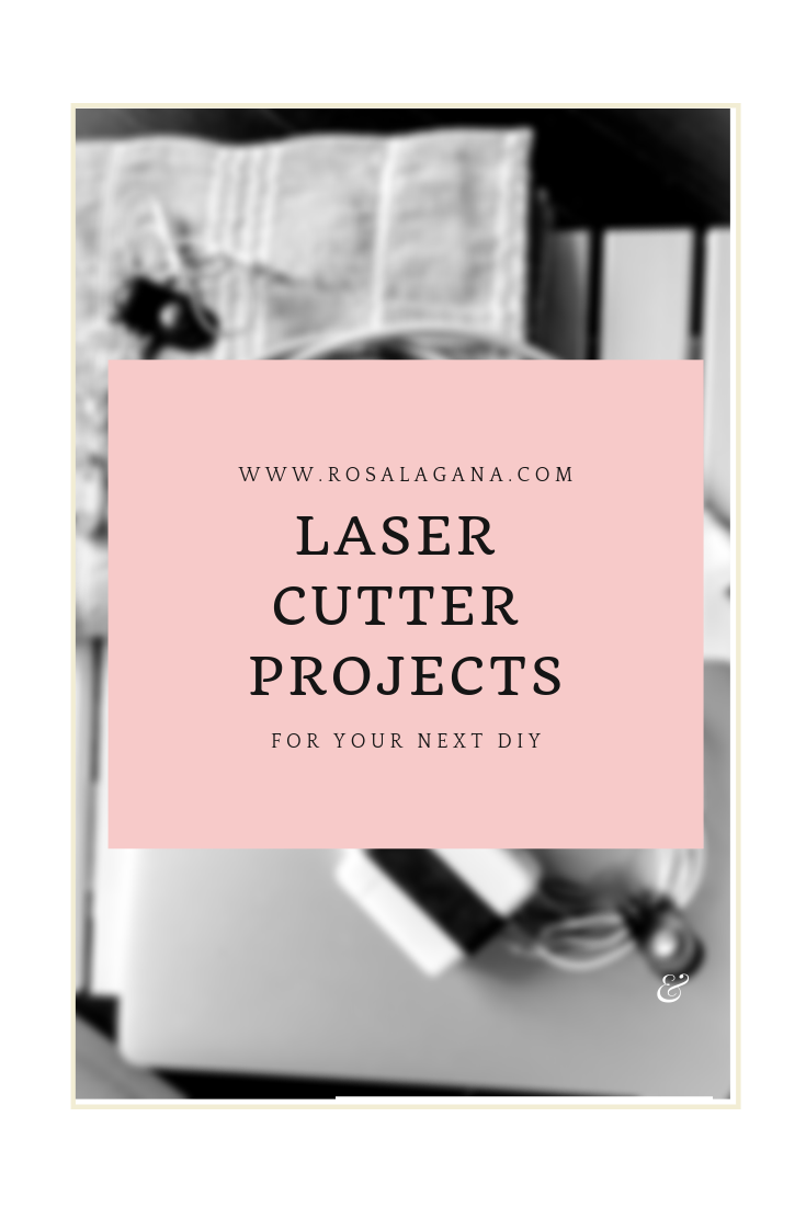 Laser cutter projects for your next DIY