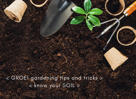 Know your soil