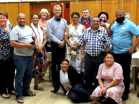 Ons droom is sosiale kohesie in Suid-Afrika