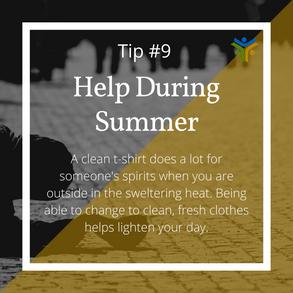 Help during summer