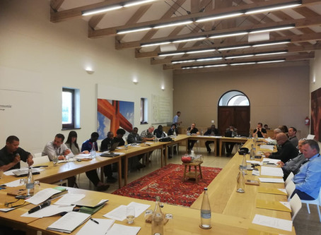 A meeting with the Western Cape Ecumenical Network