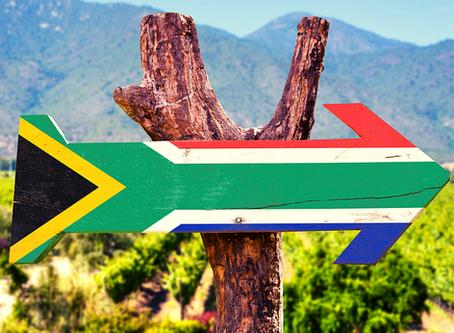 """Die """"herstrukturering"""" van die Suid-Afrikaanse ekonomie"""