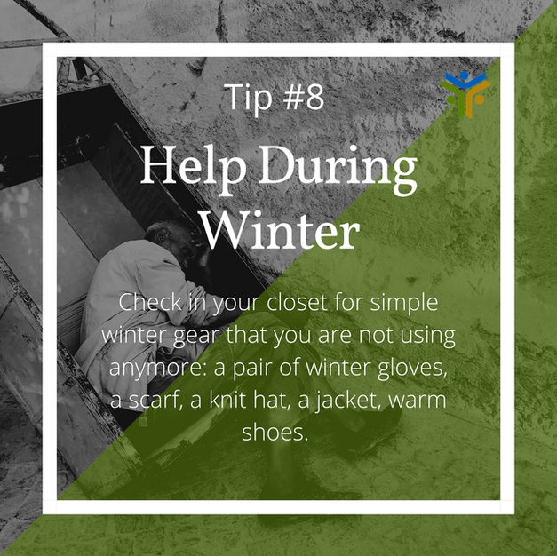 Help during winter