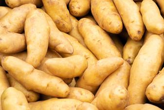Russian banana potatoes