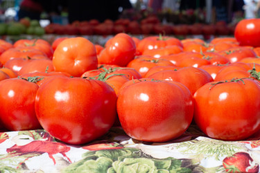 Bright and flavorful tomatoes