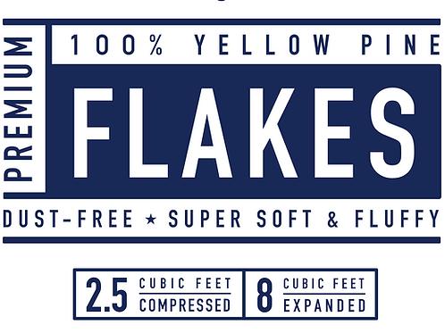 SC Shavings - Premium Flakes - PALLET