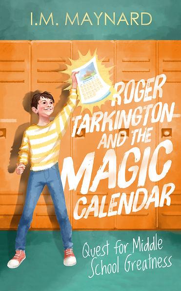 ORANGE GREEN RogerTarkington_QuestforMiddleSchoolGreatness_cover2.jpg