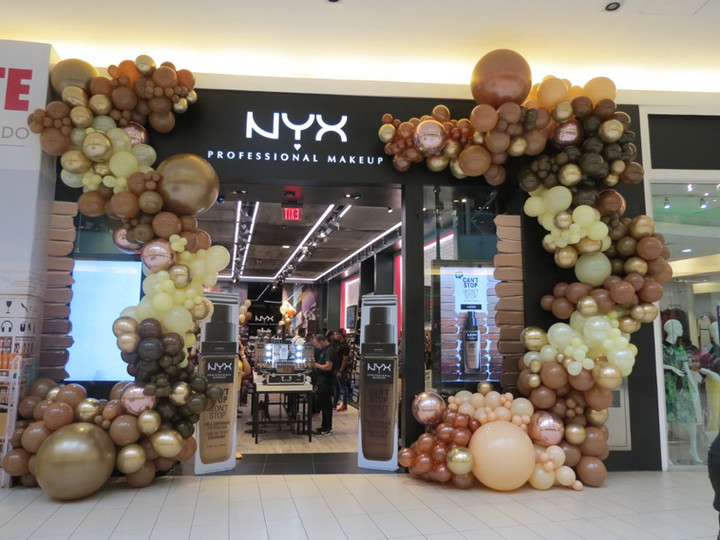 NYX Cosmetics Rep. Dom.