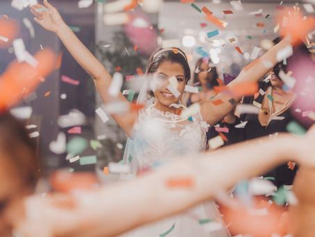 El efecto Wow en las bodas con Efectos Especiales