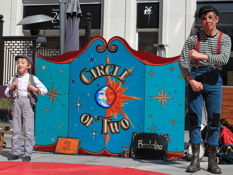 The Dodos @ Festival of Fools