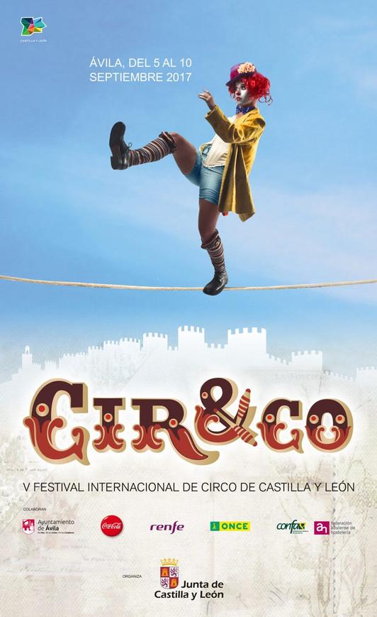 V Festival Internacional de Cir&CO Castilla y León
