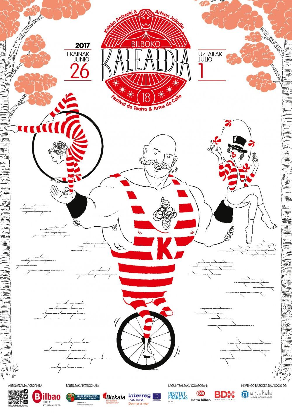 Bilboko Kalealdia 1 July 2017