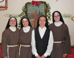 merry christmas sisters