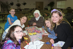 first communion coloring