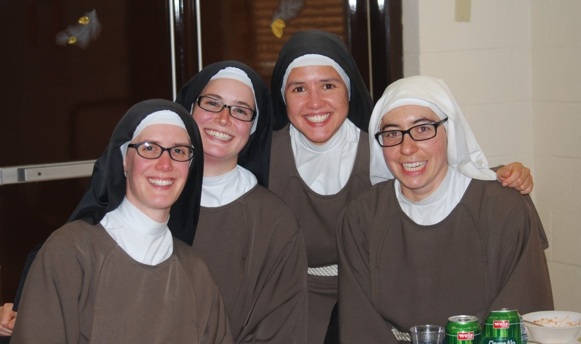 four sisters vows