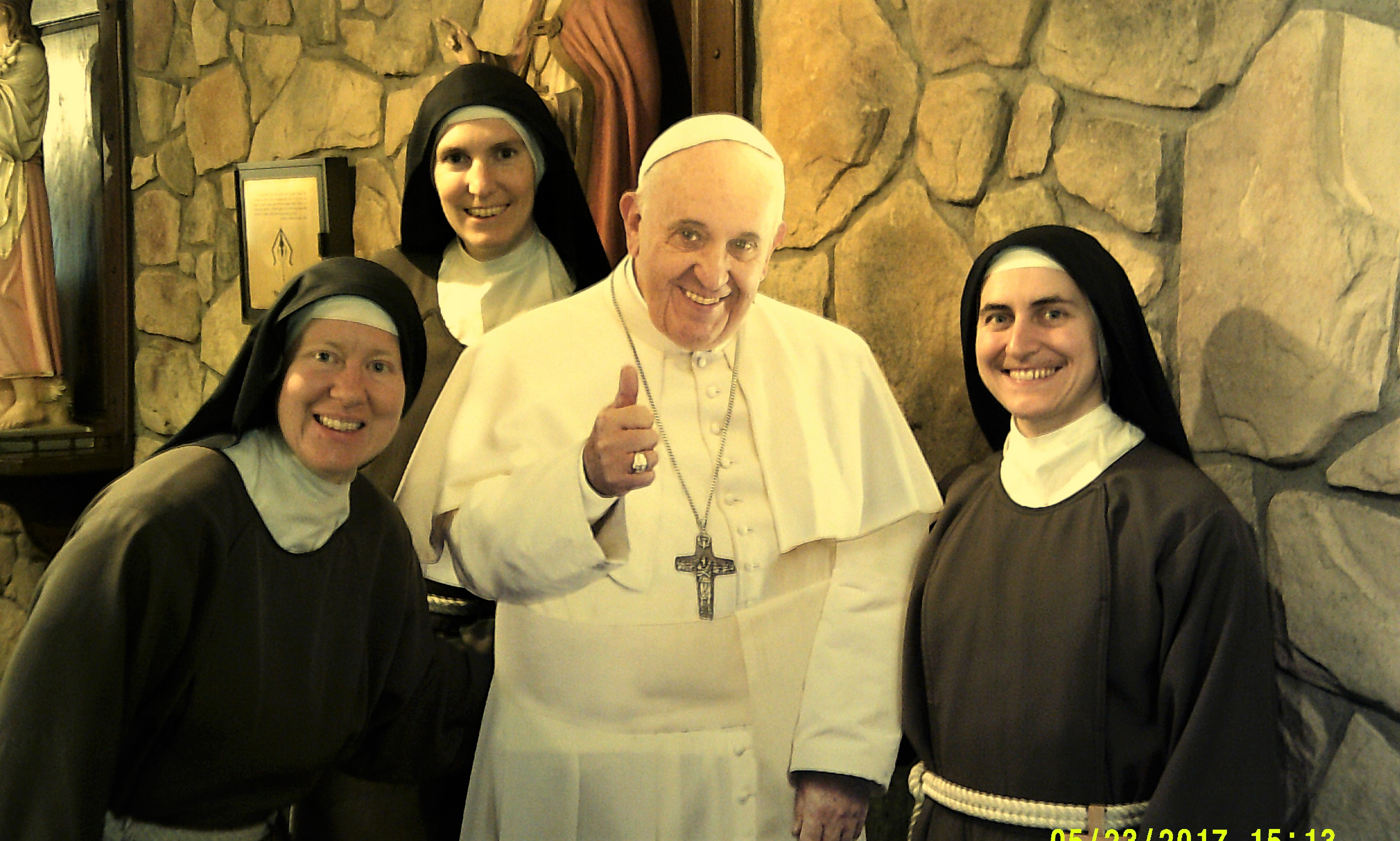 pope francis sisters