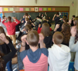 youth retreat music