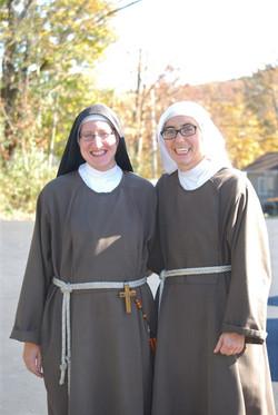fall sister and novice