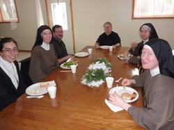 sisters table preists