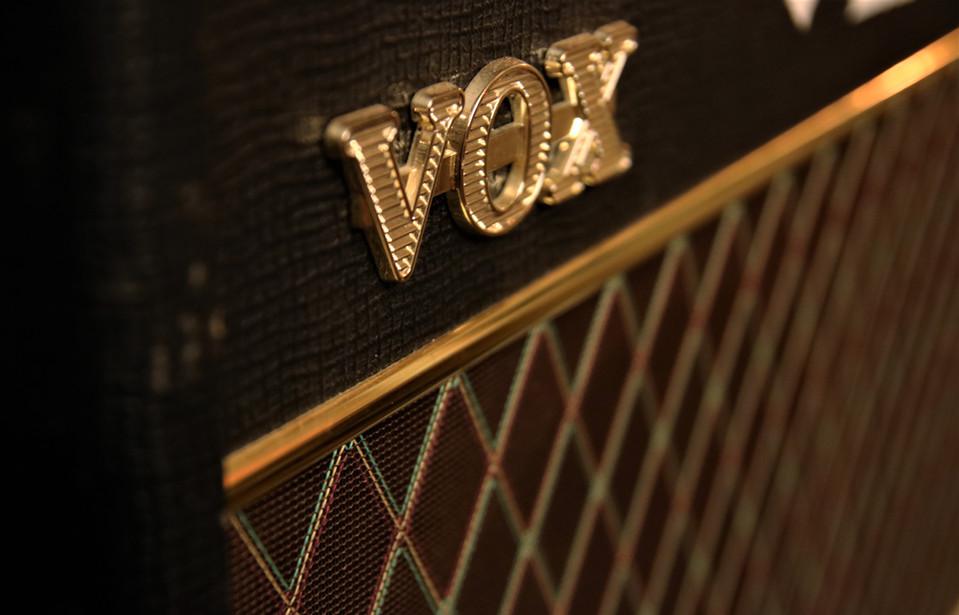 "VOX AC30 im ""Lady G."""