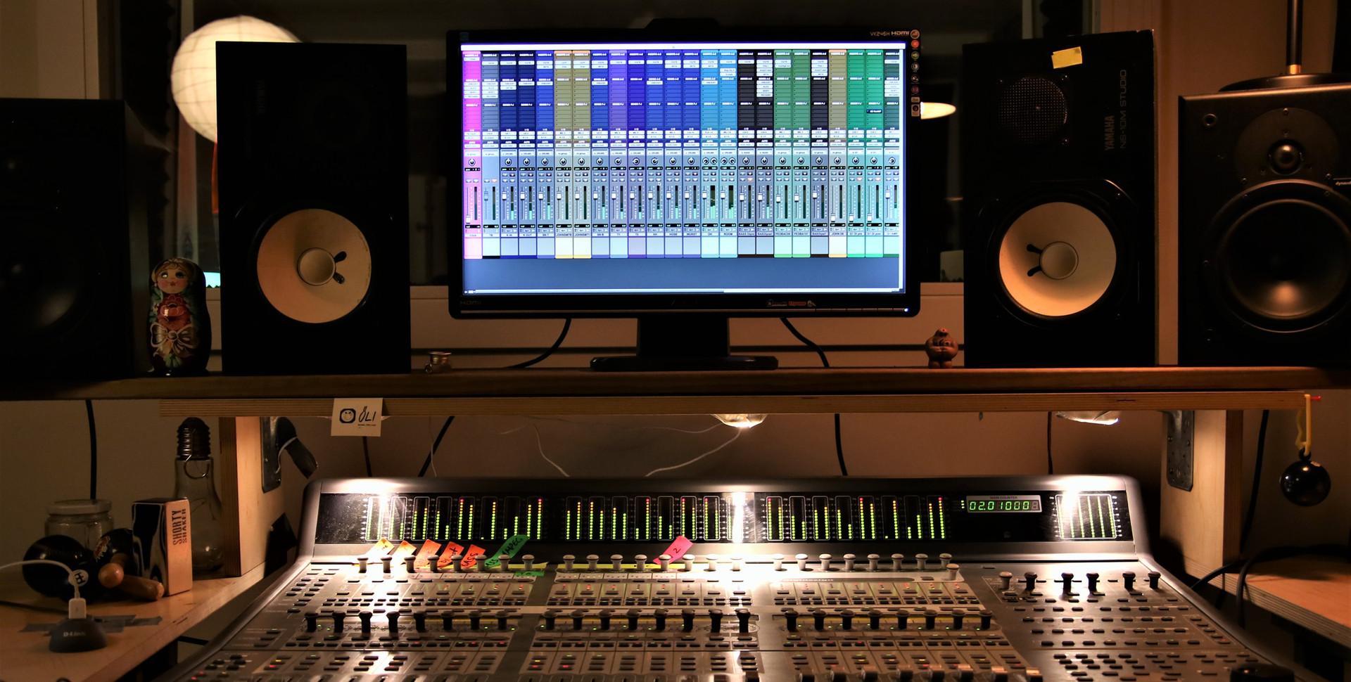 Recording Desk
