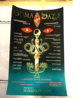 Soma Daze II poster