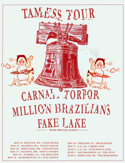 Million Brazilians T.A.M.E.S. Tour