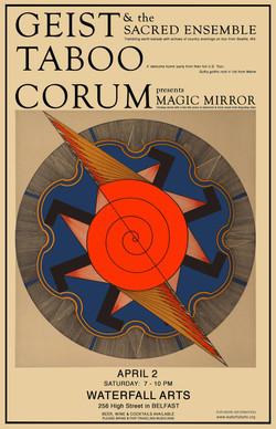 Geist & the Sacred Ensemble / Corum