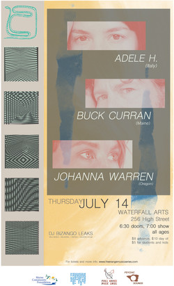 Adele H. / Buck Curran