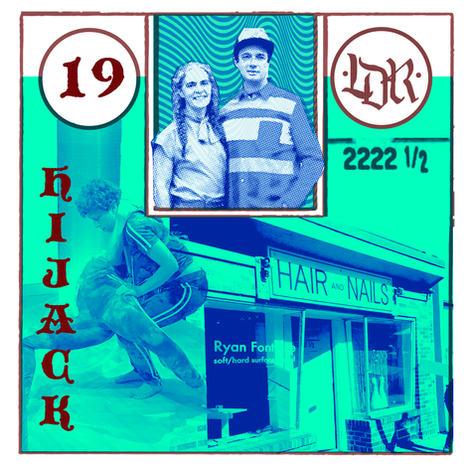 Hair & Nails Gallery / Hijack