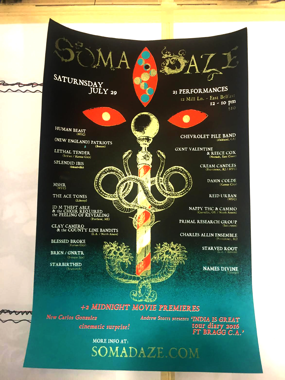 Soma Daze II