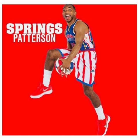 "Globe Trotters: DeShun ""Springs"" Patterson"