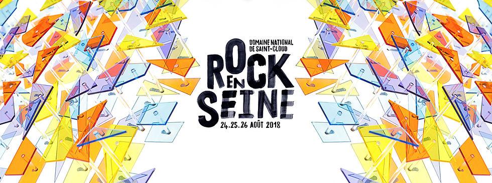logo rock en seine 2018